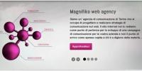 Sito internet Magnifiko web agency